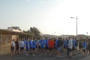 USAF President's Day 5K Run